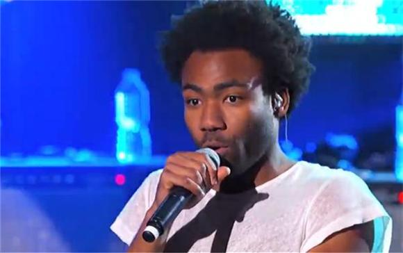 Childish Gambino Dazzles On Jimmy Kimmel Live
