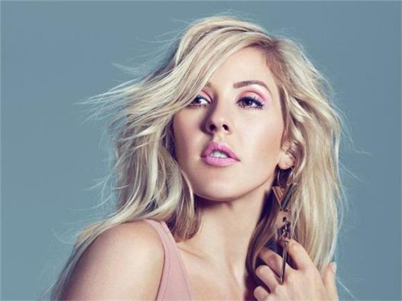 Ellie Goulding Gives Her Fans Love In New Video