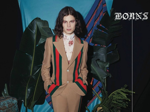 BORNS Dives Deeper on 'Blue Madonna'