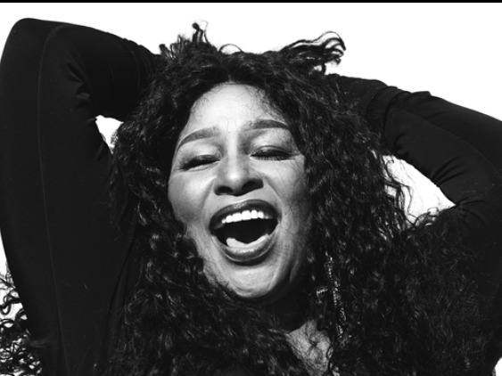 Chaka Khan is immortal