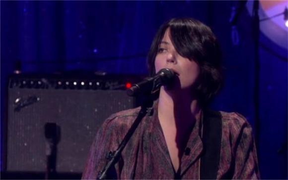 Sharon Van Etten Premieres New Song On Ellen