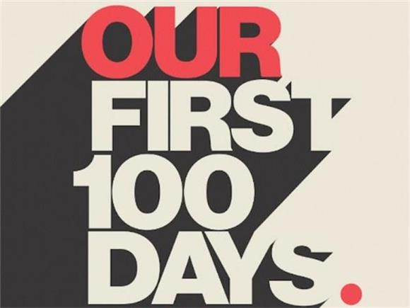 Our First 100 Days Aims To Fight Bigotry With Music