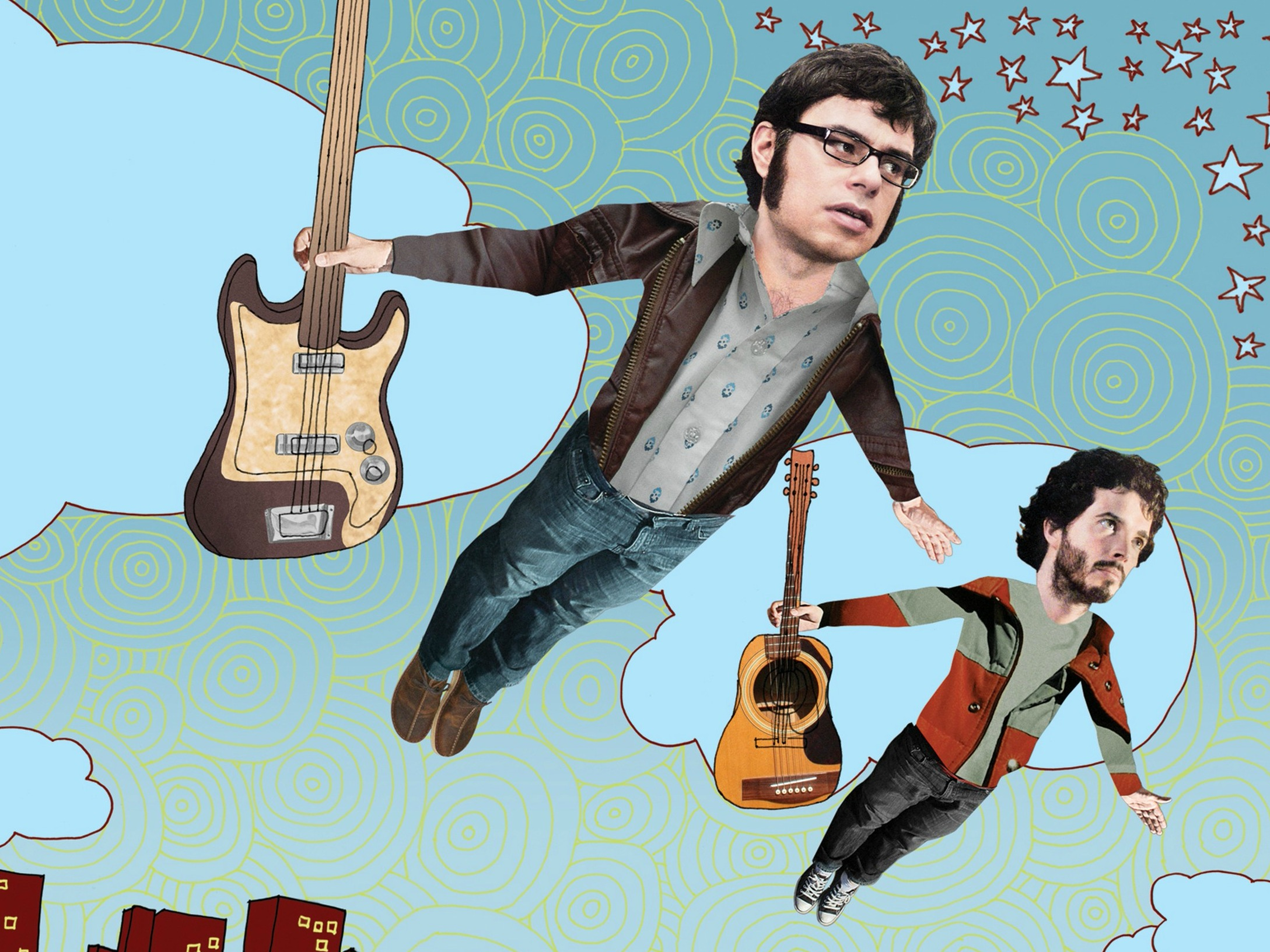 Flight Of The Conchords' Top 5 Funniest, Most Insightful Musical Moments