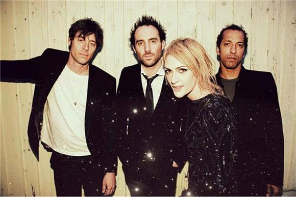 new music video: metric