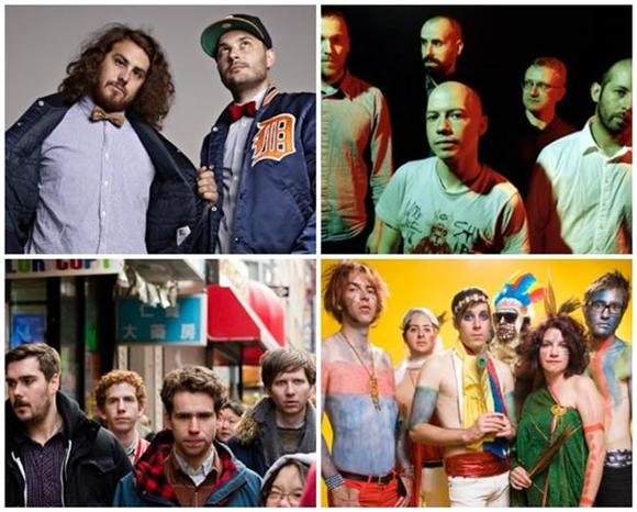 10 Bands You Won't Wanna Miss Live In 2014