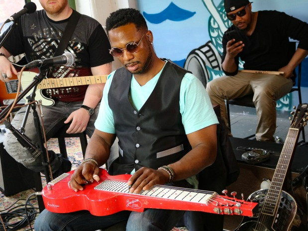 GRAMMY SPOTLIGHT: Robert Randolph and The Family Band