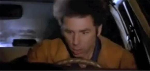 Watch: Kramer Listens To Skrillex