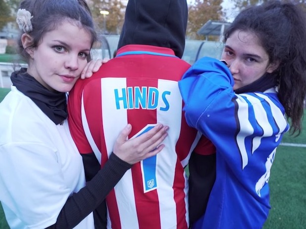 You'll Want To Be Friends With Hinds When You See Their New Video