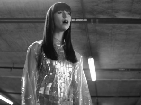Watch Kimbra Dance With Her Robot Self In New 'Human' Video