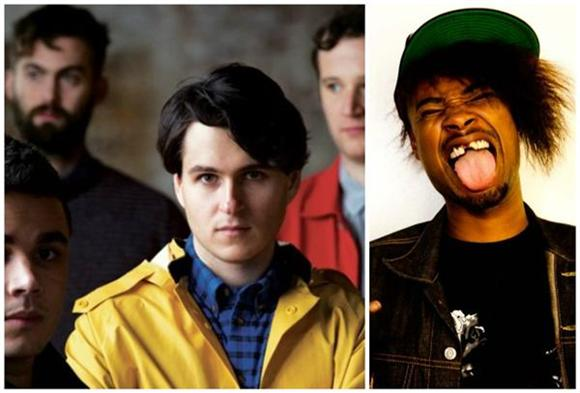 Vampire Weekend Remixed 'Step' with Danny Brown