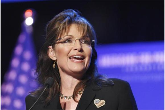 2012 of the day: the sarah palin battle hymn