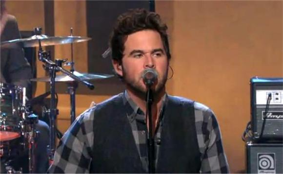 Late Night: David Nail