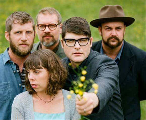 late night: the decemberists