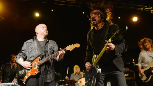 Dave Grohl Waxes Nostalgic With Sound City Players