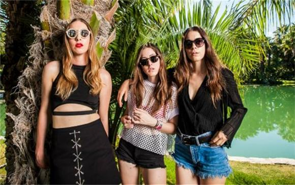 Haim Announce They're Back In The Studio
