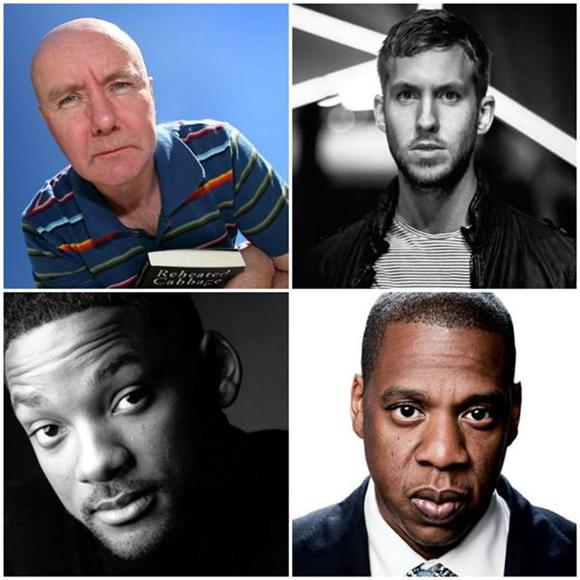 Irvine Welsh, Calvin Harris, Jay Z and Will Smith to Develop HBO EDM Comedy