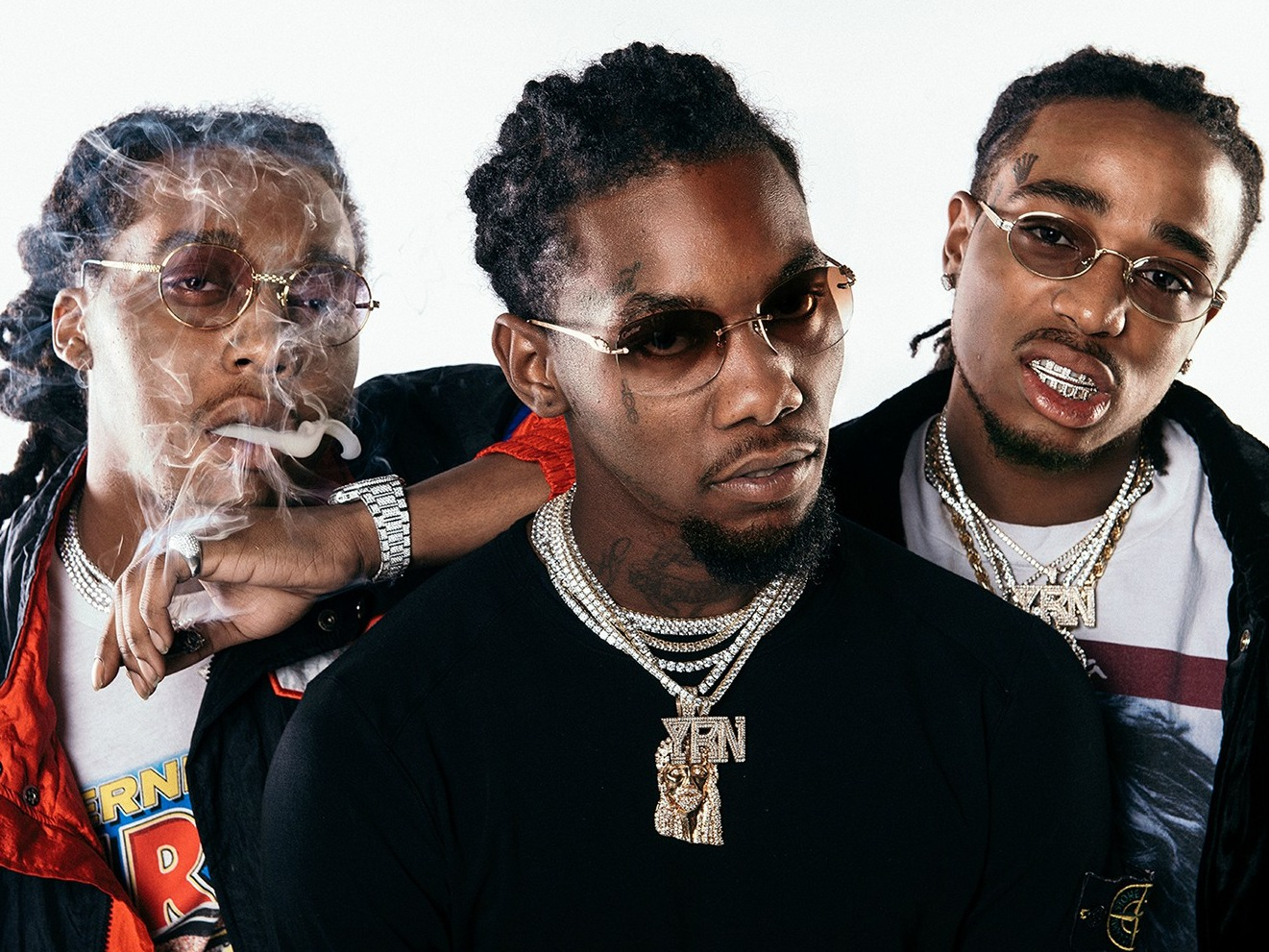 Migos Get Lost In The Cloud Raps With New Single 'Supastars'