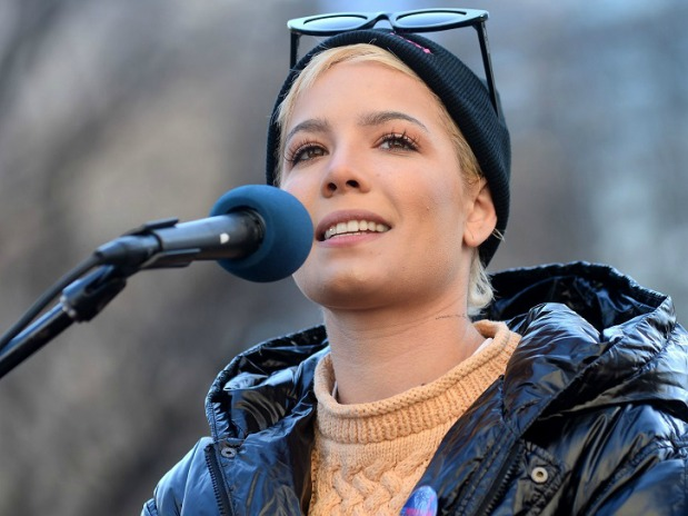 Celebrity Support at The 2018 Women's March