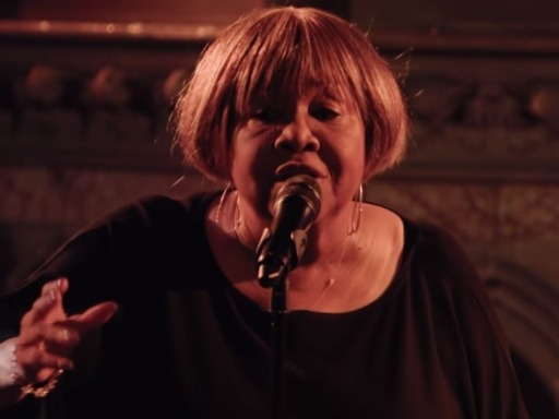 Mavis Staples is an essential life force