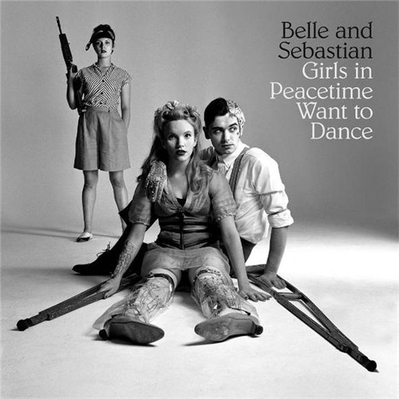 Belle And Sebastian Girls In Peacetime Want To Dance