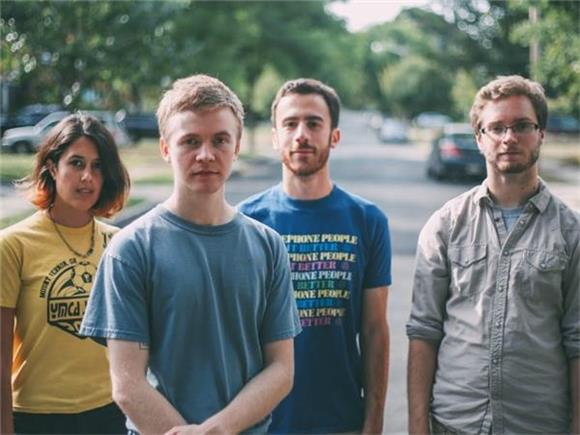 Pinegrove Releases New Live Album 'Elsewhere'