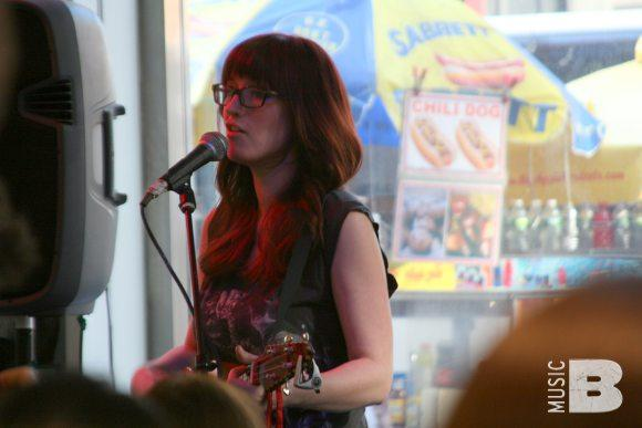 Out and About: Ingrid Michaelson