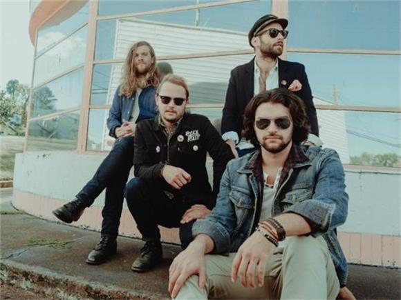 GEAR TALK TUESDAY: Future Thieves on Their Energetic Rock 'N' Roll Drums