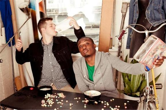 Shaking Things Up With Chiddy Bang