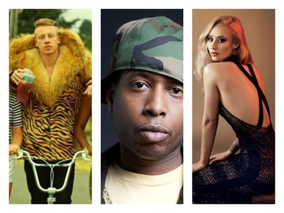 Hall of Shame: Iggy Azalea Gets Ethered By Talib Kweli Thanks To New Macklemore