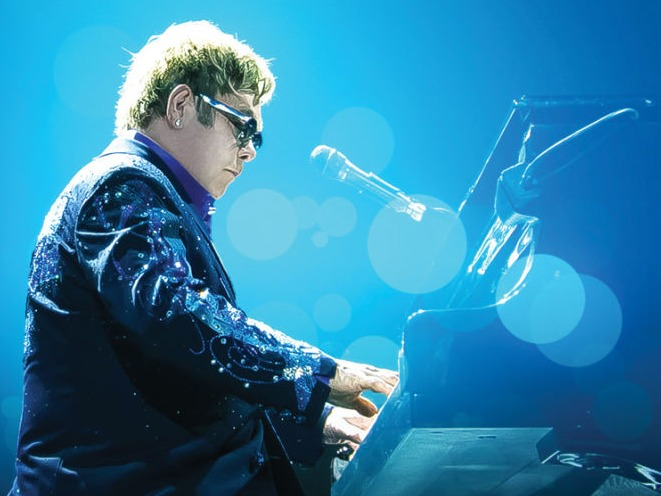 The Top 10 Songs by Elton John