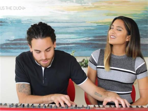 Know Who's Next: The Marital Pop Charms Of Us The Duo