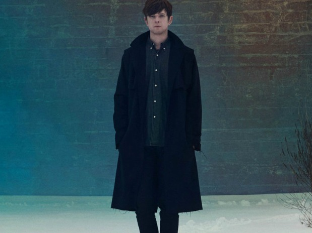 James Blake Glitches Effortlessly On 'If The Car Beside You Moves Ahead'