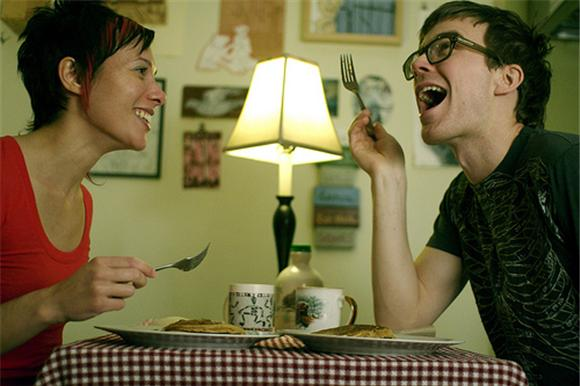 new music video: matt and kim