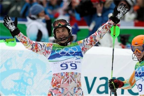 Mexico's Only Olympic Skier Is an Austrian Pop Star