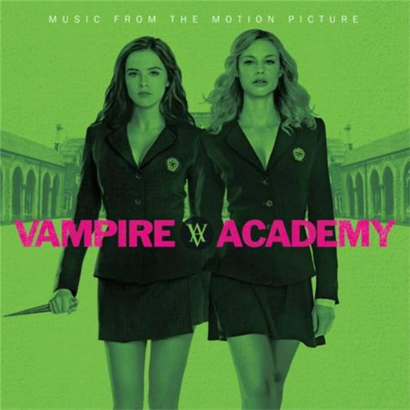 CHVRCHES Covers Bauhaus for 'Vampire Academy'