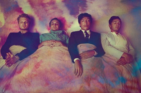 Grizzly Bear Gets High-Strung in 'Gun-Shy'