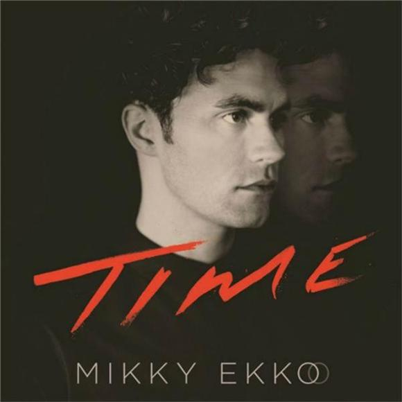 Album Review: Mikky Ekko Time