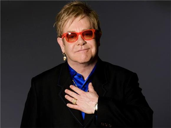 New Elton John Tunes Remind Us He's One Of The All Time Greats
