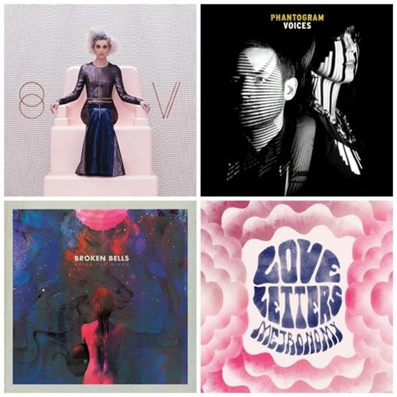 14 in 2014: Baeble's Most Highly Anticipated Albums