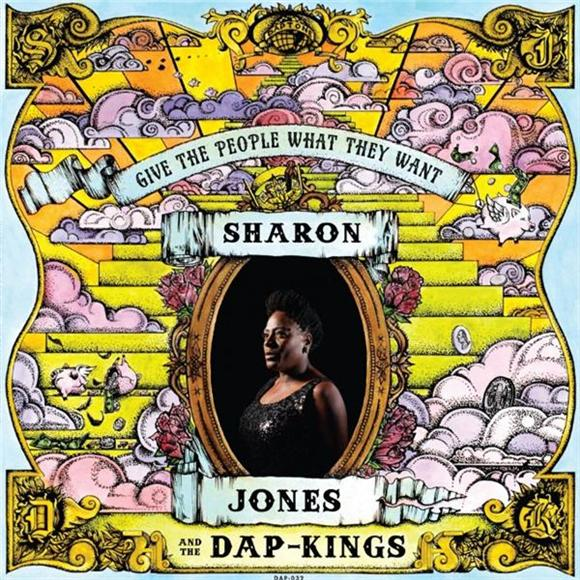 Sharon Jones and the Dap-Kings Give The People What They Want