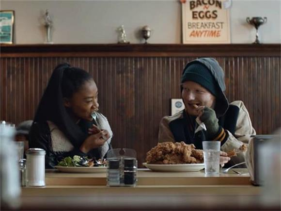 Ed Sheeran's New Video for 'Shape of You' is a Pleasant Surprise
