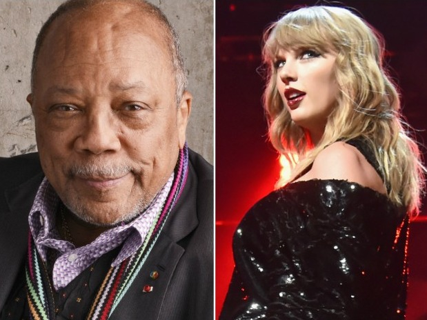 WTF WEEKLY: Quincy Jones Bashes Taylor Swift's Songwriting Skills + MORE
