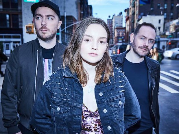 Chvrches Return with New Song 'Get Out'