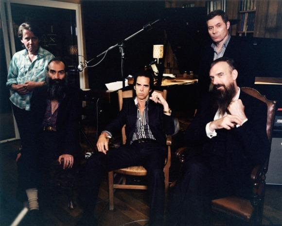 Surprise! Nick Cave and The Bad Seeds Release Creepy Music Video