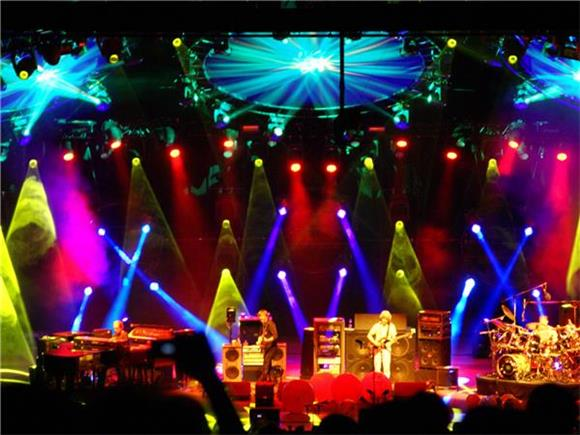 A New Year's Sea Change: Phish at Madison Square Garden
