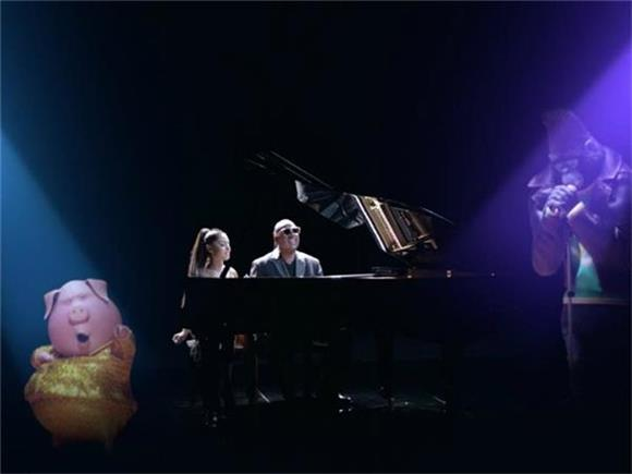 Stevie Wonder and Ariana Grande Give Us 'Faith' in Latest Video