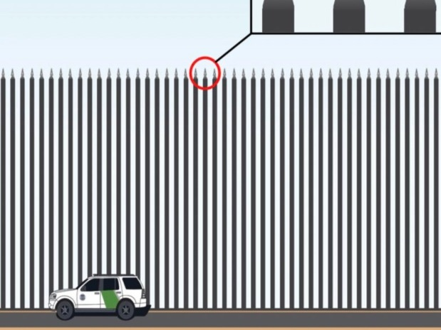 7 Epic Border Wall Fails From Popular Culture