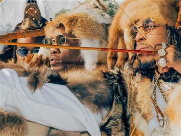 Fur Coats, Snowmobiles, Bow and Arrows: Migos Drops New Video