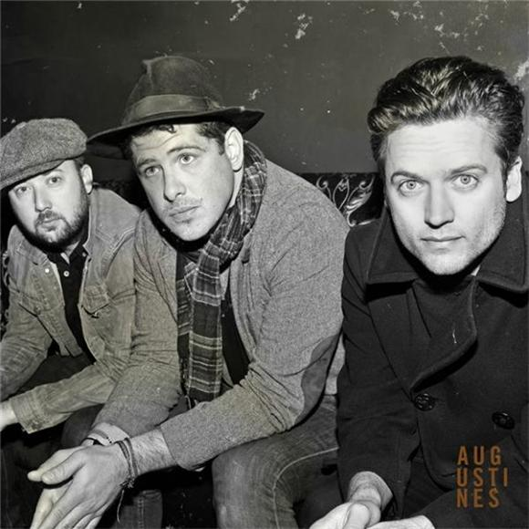 The Hookup: Win an Augustines Prize Pack