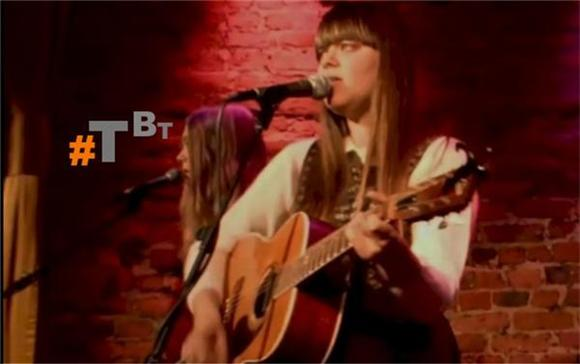 Throwback Thursday: First Aid Kit Live At Rockwood Music Hall